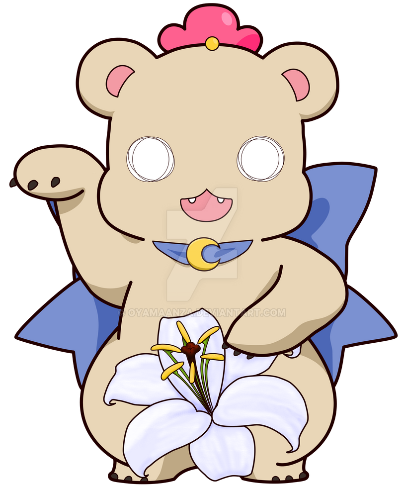 Gaogao Lucky Bear Kureha by oyamaanza