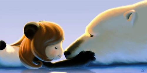 Hug Hug Plz by Micchu