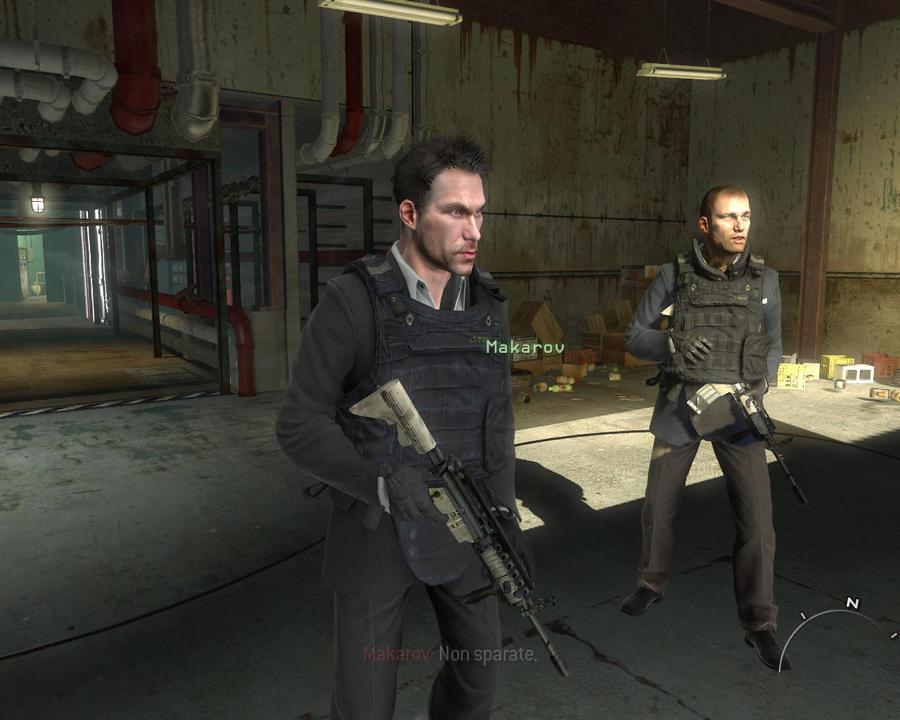 Modern Warfare 2 Vladimir Makarov question? - Xbox Association ...