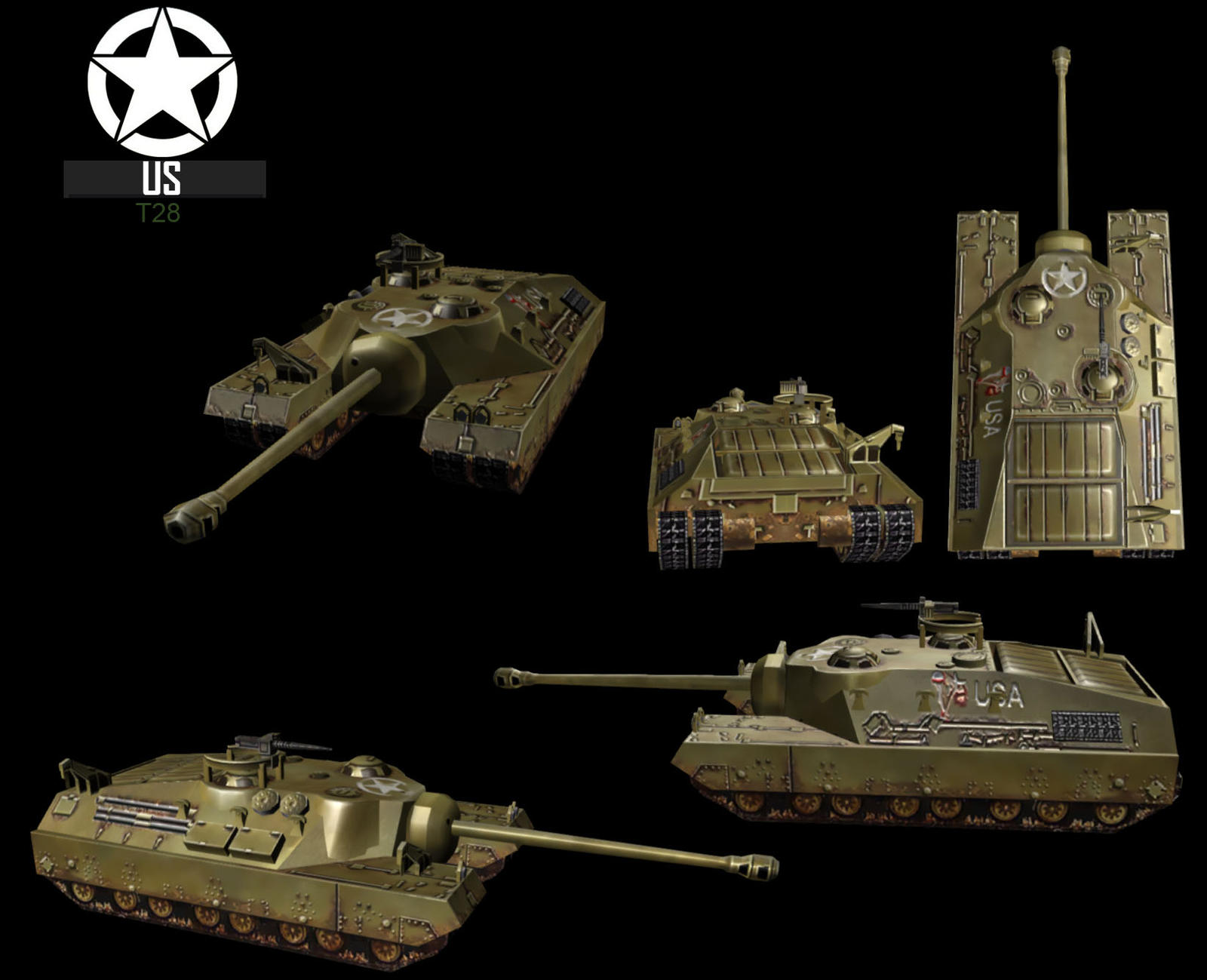 Close Combat The Bloody First – 3D Vehicles Package B