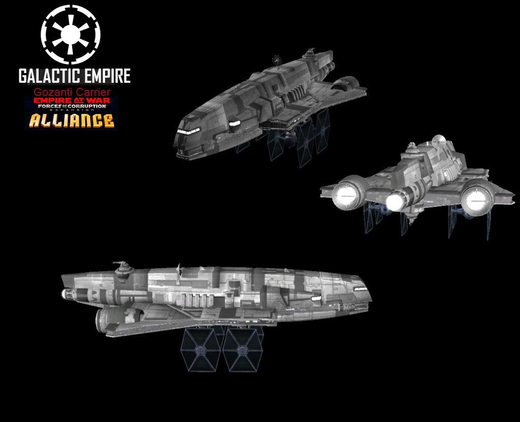 Star Wars Empire at War FOC Alliance