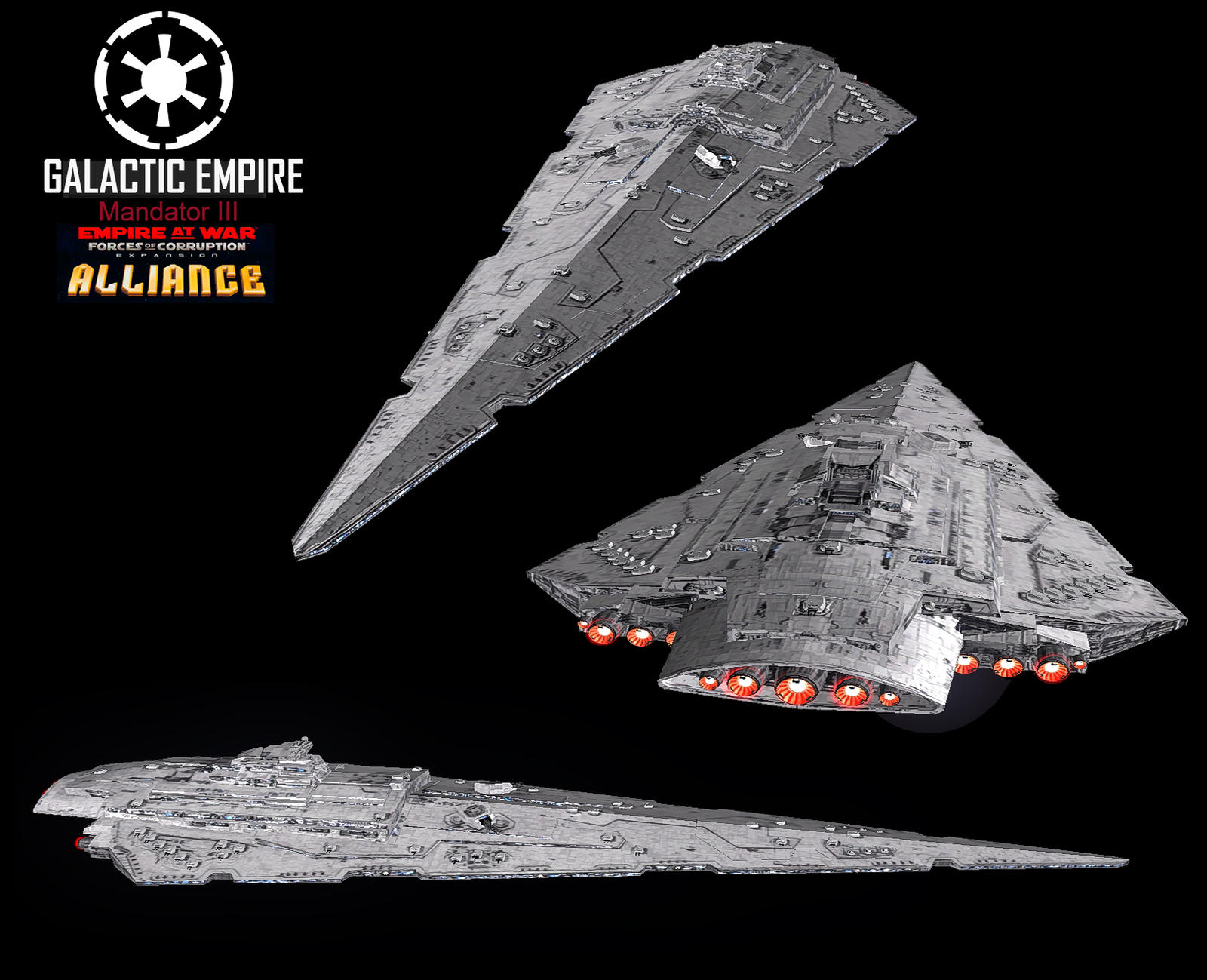 Star Wars – Empire at War – FOC Alliance – December update