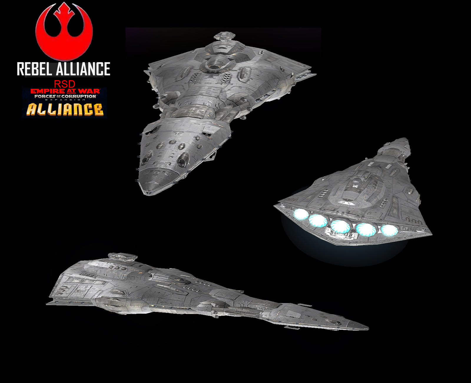 Star Wars – Empire at War – FOC Alliance – 2019 last update preview