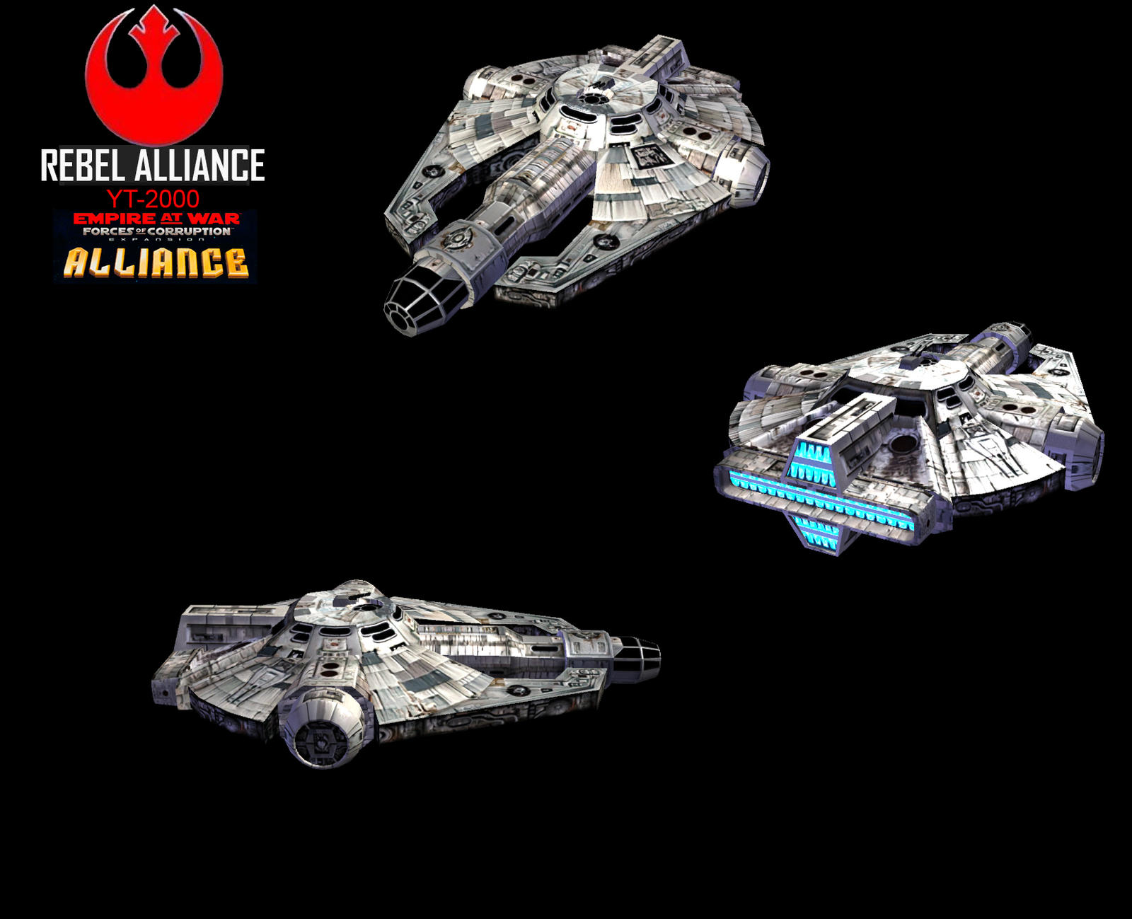 Star Wars Empire at War – FOC Alliance – Week report