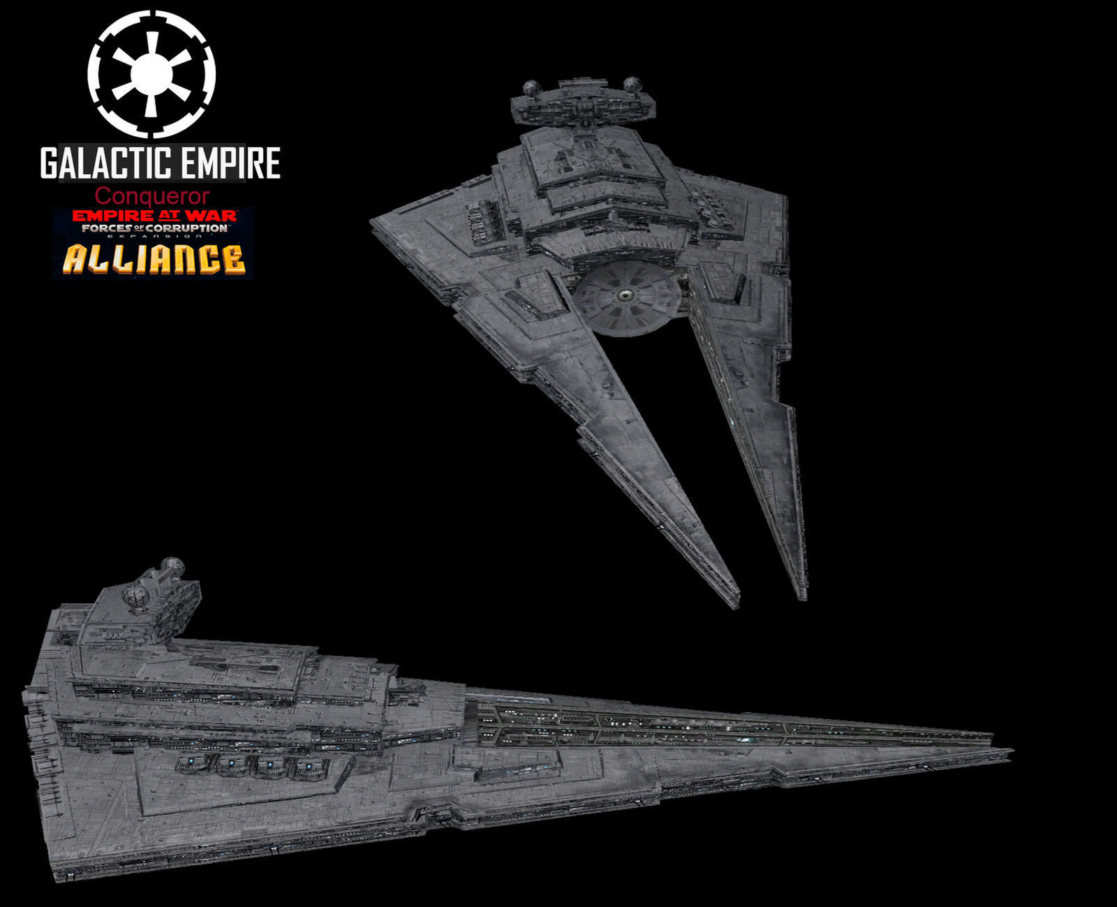 Star Wars Empire at War – FOC Alliance – May progress II