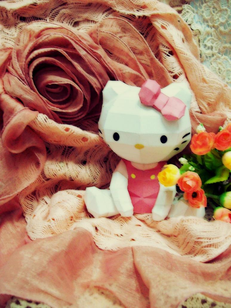 Hello Kitty by Vissyscrafts