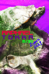 Raphael and Tokka by peaceartist