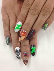 DeviantArt Nails