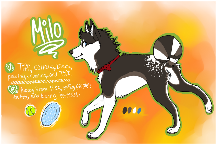 Milo Ref by makimotto