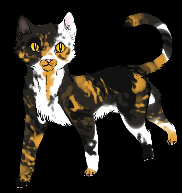 Warrior Cats Gingerkit