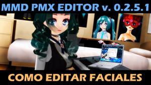 [MMD] Face Edit Tutorial