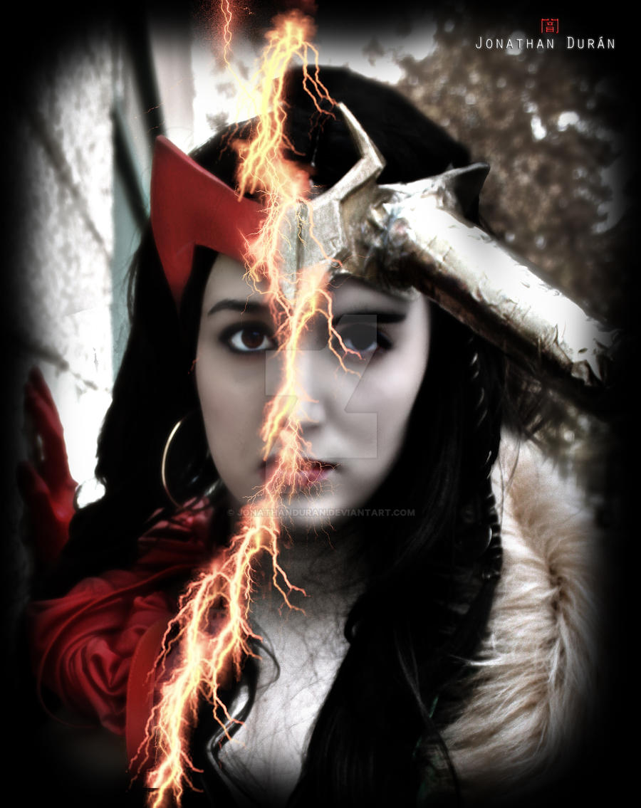 Wanda or Loki by JonathanDuran