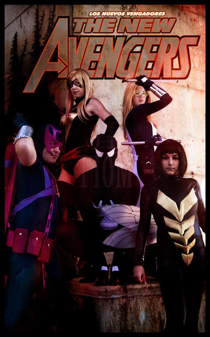 New Avengers - Assemble by JonathanDuran