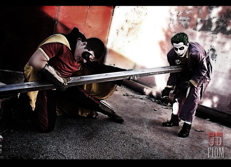 Go to Hell Joker! by JonathanDuran