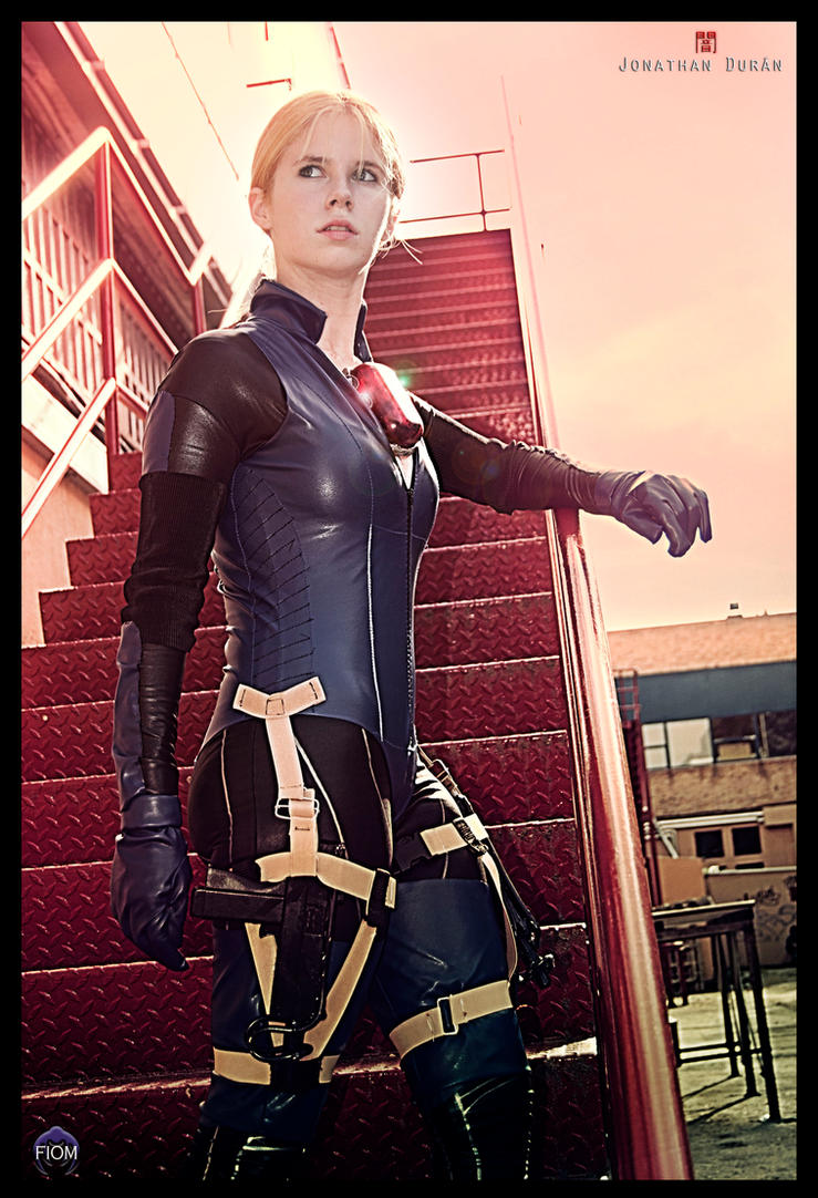 Jill Valentine...The perfect Weapon by JonathanDuran