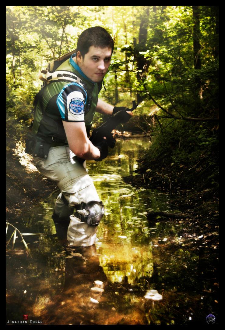 Resident Evil 5- Marshlands by JonathanDuran