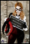 Harley Quinn- Gotham Police Dep