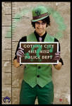 The riddler- Gotham POlice Dept