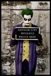 The Joker-Gotham Police Dept