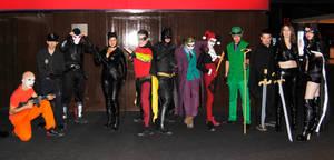 Batman The Dark knight Rises premiere!