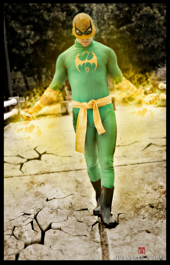 Iron Fist by JonathanDuran