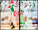 StreetFighterXTekken- Lili VS Cammy
