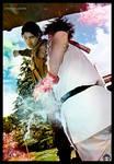 StreetFighterXTekken - Ryu VS Dragunov by JonathanDuran