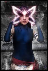 X-men-Psylocke by JonathanDuran