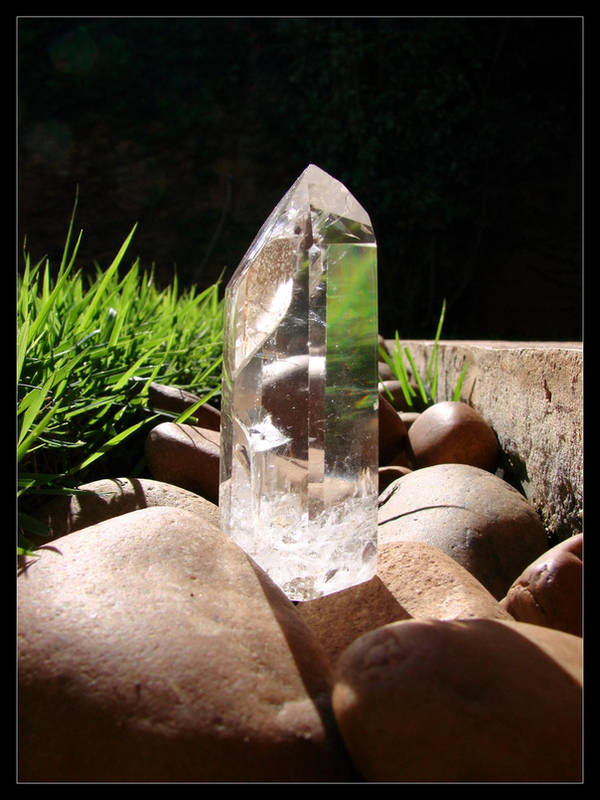 - Crystal - by ldinami7e