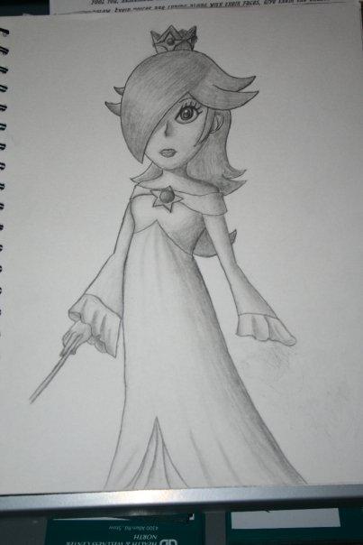 Rosalina by boredbabe90