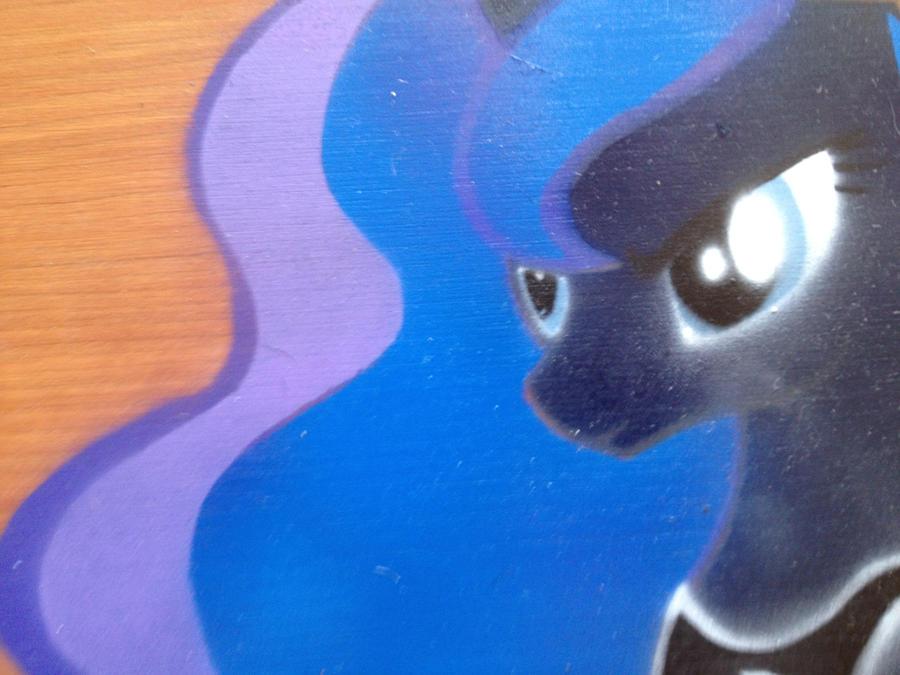 Luna Stencil by SCARFI5H