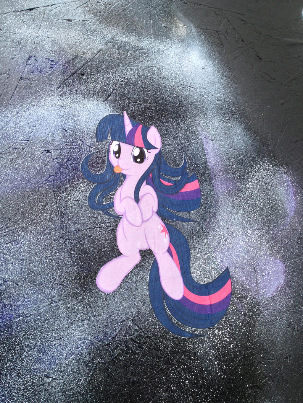 Twilight Wheat Paste by SCARFI5H