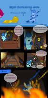 Stupid short eevee comic 4 by Scruffyeevee