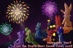 Commission- Fireworks