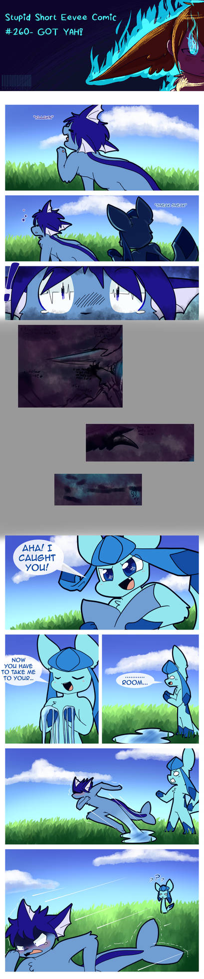 Ssec 260 by Scruffyeevee