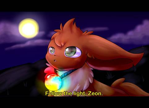 Zeon's Quest- Follow the Light