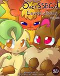 Meme- OverSSEC'd Eeveelutions fake cover