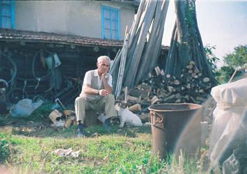 Mio nonno by S2501V