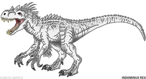 Jurassic World: Indominus rex