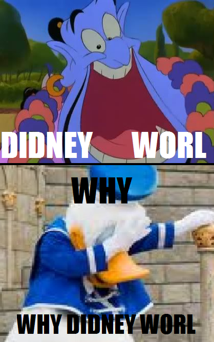 Why Didney Worl by Met...