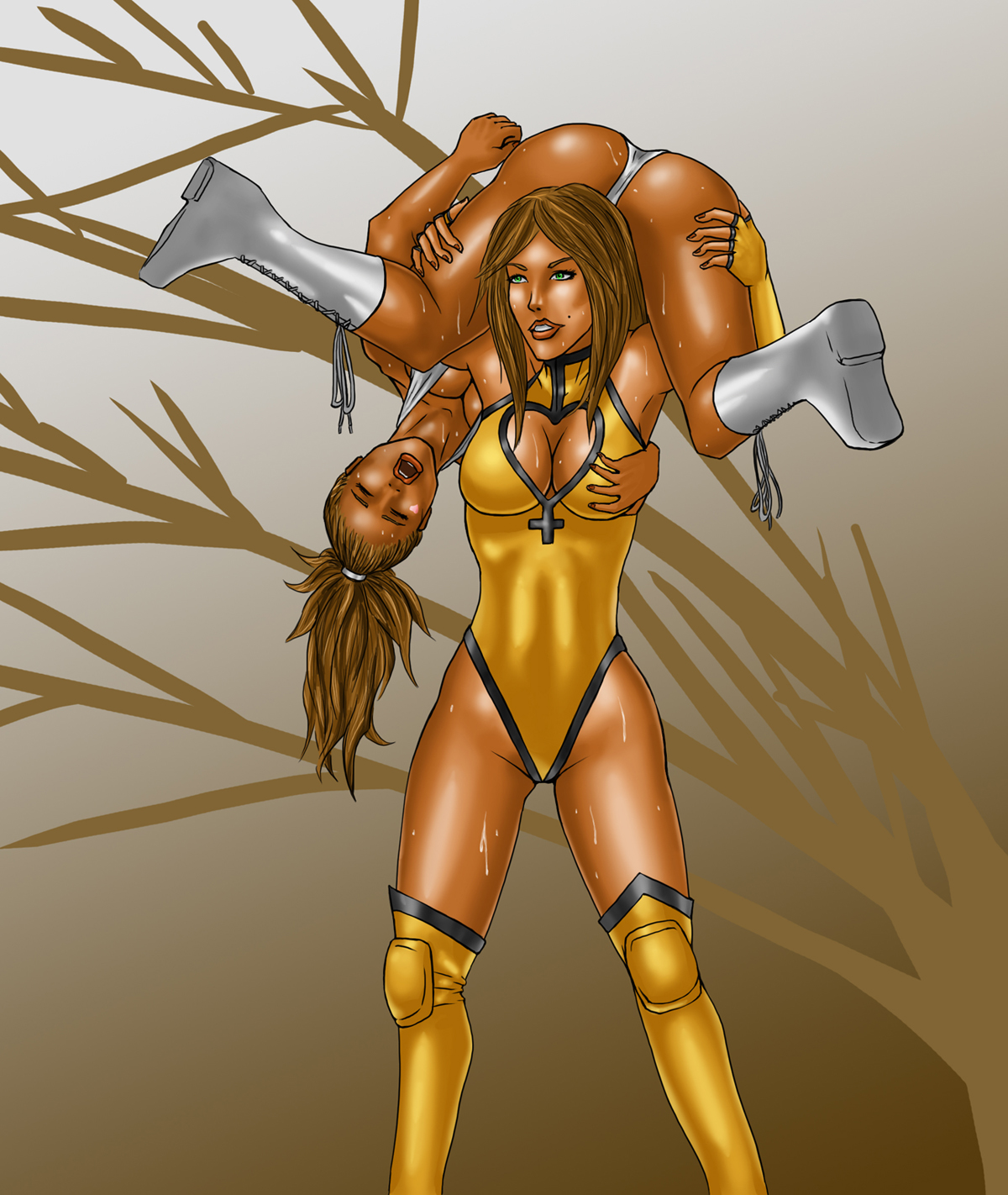 Midas Buster by gwproject