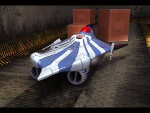 Jedi StarFighter - Garage