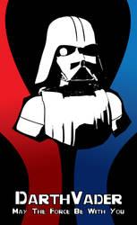 Darth Vader 2 Sides