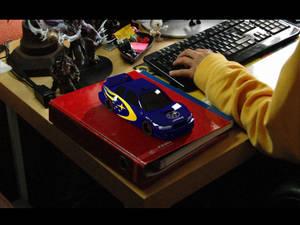 Subaru Toy