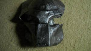 predator bio helmet 2 by monkeythe13th