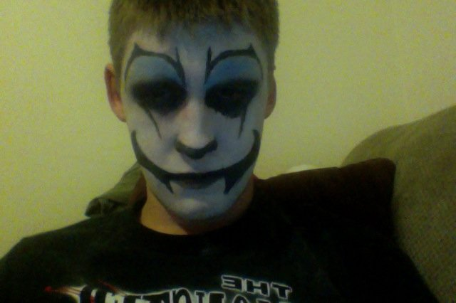 juggalo face paint 2 by monkeythe13th on deviantart