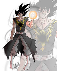 REQUEST - Hallow Goku