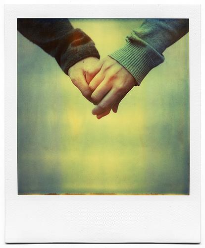 guiding hands by buhoazul