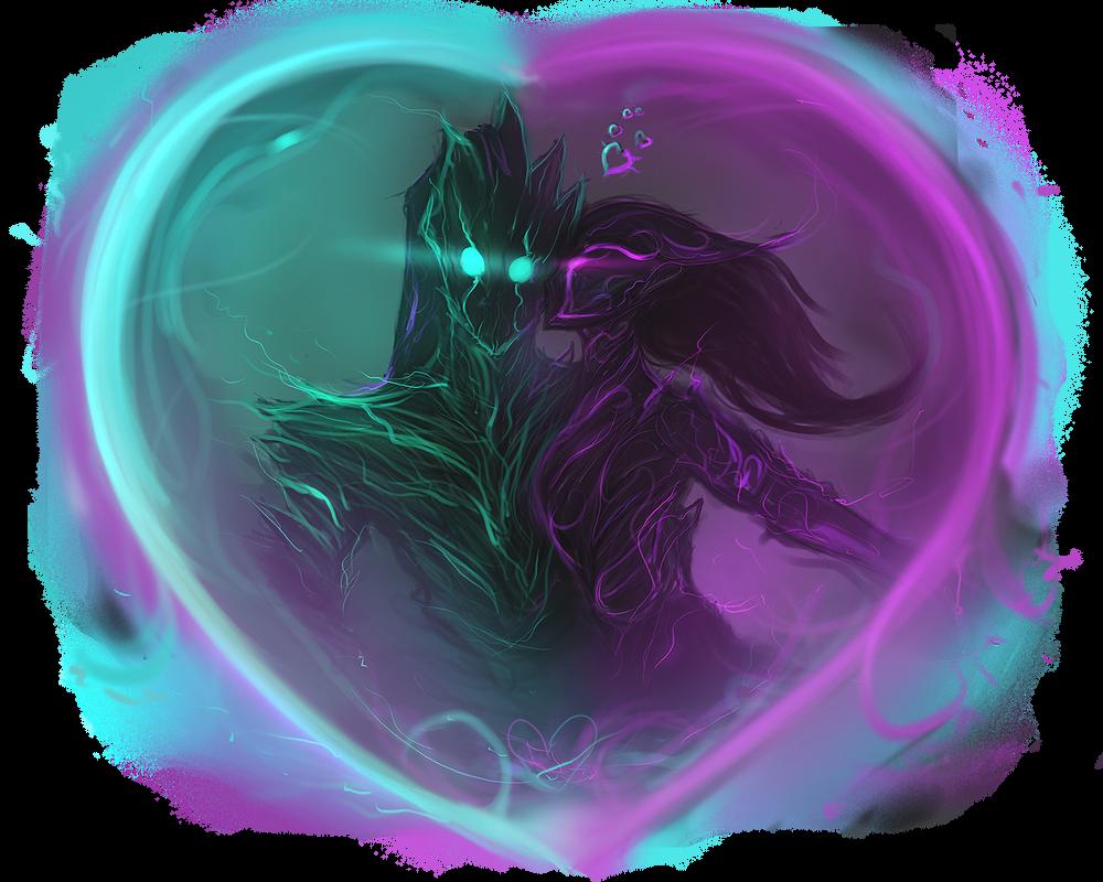 Legendry Sorcerer and Reaper