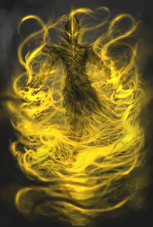 Legendry Wizard by Dreamear